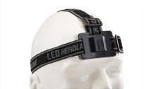 Cap Lamp Headband